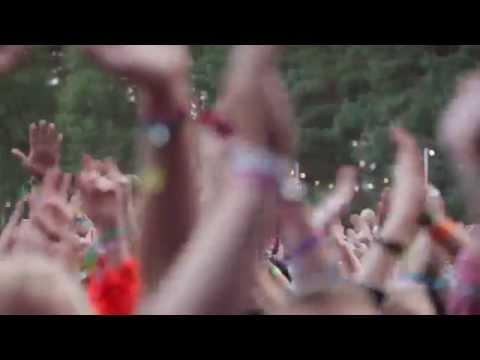 Music Festival Stock Footage