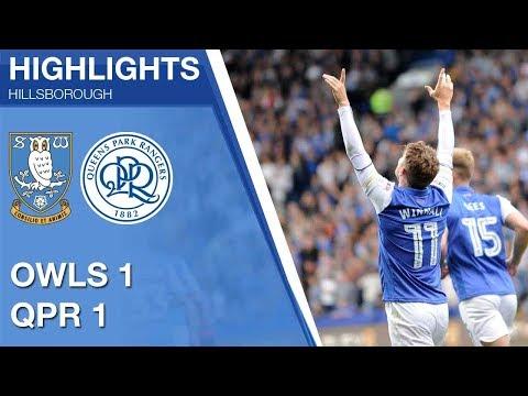 Sheffield Wednesday 1 Queens Park Rangers 1 | Extended highlights | 2017/18
