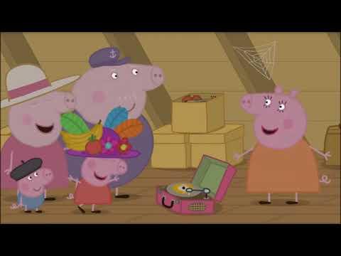 Peppa Pig Song - Birdy Birdy Woof Woof, with Lyrics