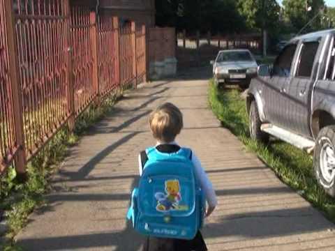 Песня Детские песни про школу - Первоклашка-первоклассник в mp3 192kbps