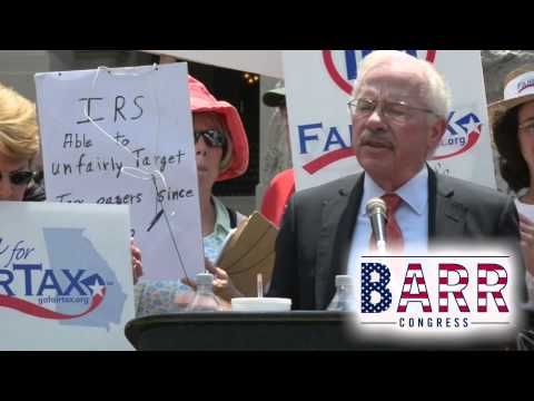 Vote for Bob Barr in the Runoff