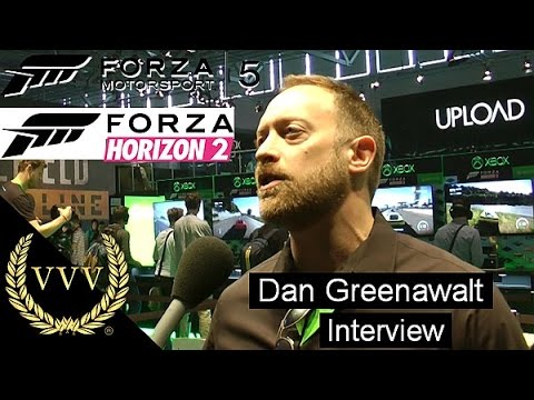 Dan Greenawalt Interview - Gamescom 2014