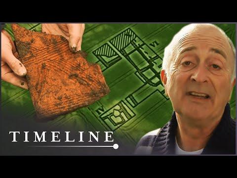 A Farmer Finds A Roman Villa In His Field | Time Team | Timeline