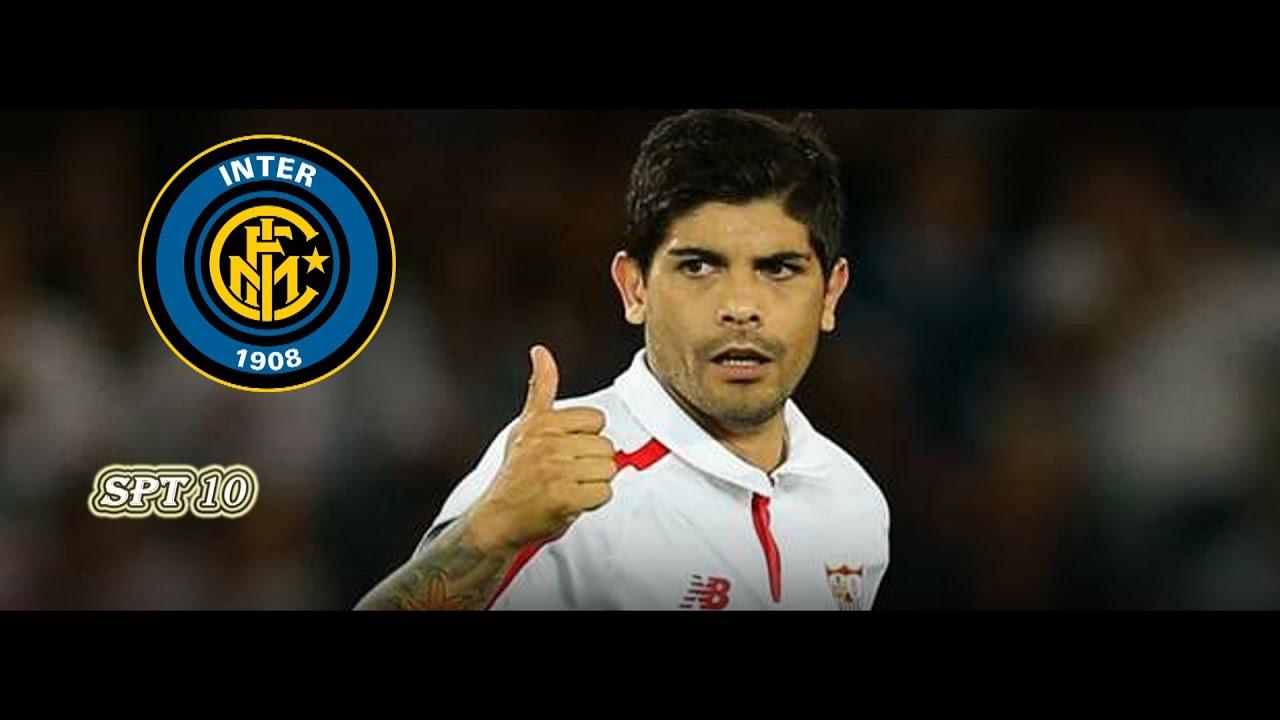 éver Banega Goals Skills 2016 Inter Tar