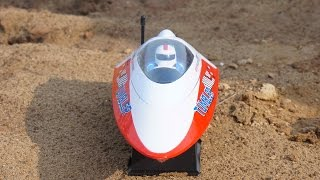 VolantexRC Tumbler Mini RC Racing Boat