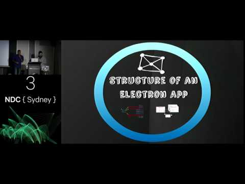 Electron - Writing desktop applications using web technologies - Mahesh Krishnan & Cristian Prieto