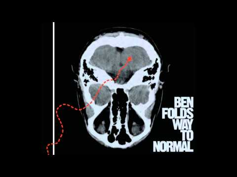 ben folds frowne song feeble anthem