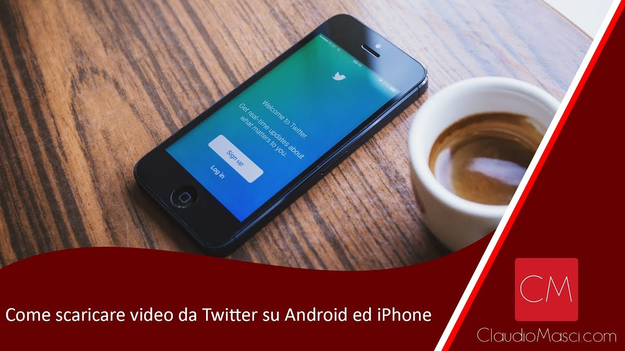 Come scaricare un video da Twitter su Android ed iPhone