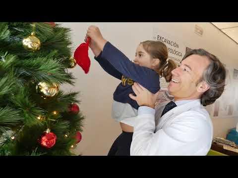 Felicitación navideña del Hospital Reina Sofía de Córdoba