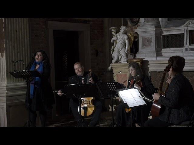 La Rossignuol by Claudio Monteverdi (1567-1543). Parthenia Viols and Sherezade Panthaki.