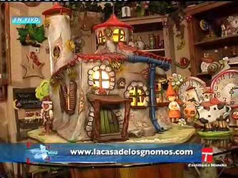 Clm en vivo la casa de los gnomos youtube for Casas en la jardin balbuena
