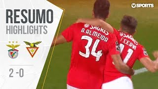 Highlights   Resumo: Benfica 2-0 D. Aves (Liga 18/19 #5)