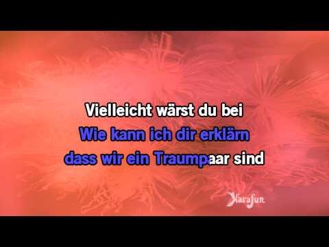 Karaoke Ich hab' geträumt von dir - Matthias Reim *