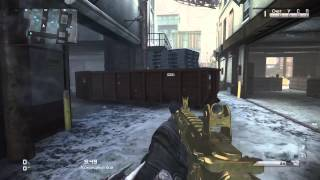 Call of Duty ghost ps4 Multiplayer gameplay 2KEM