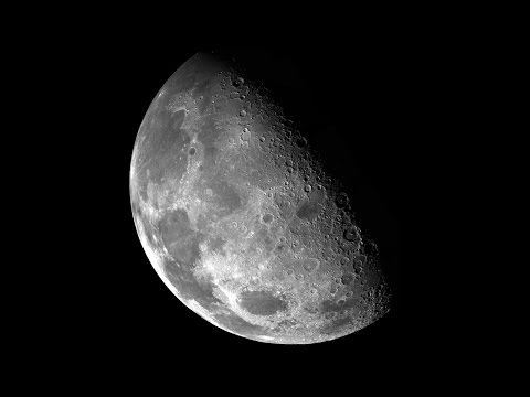 The Moon - the Earth's natural Satellite