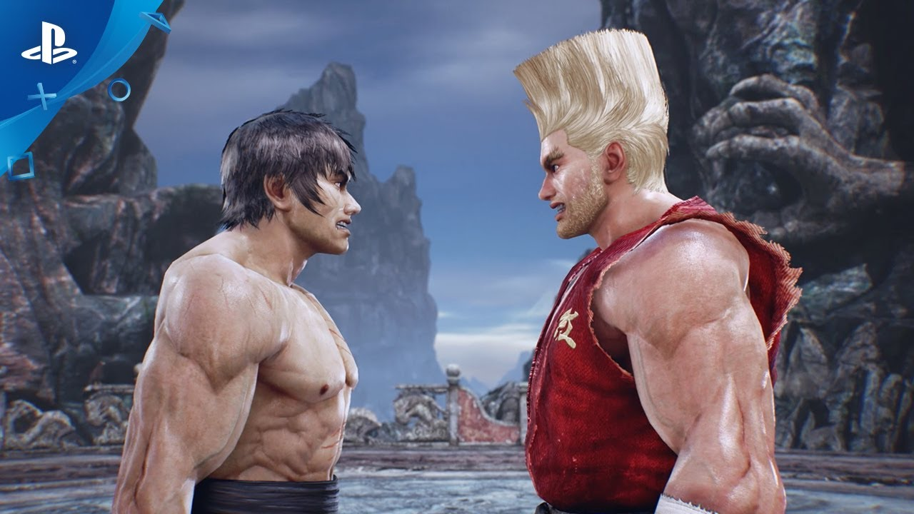 tekken 7 features overview ps4 youtube