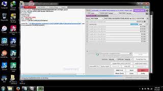 cara isi data emmc j110g dengan full dump