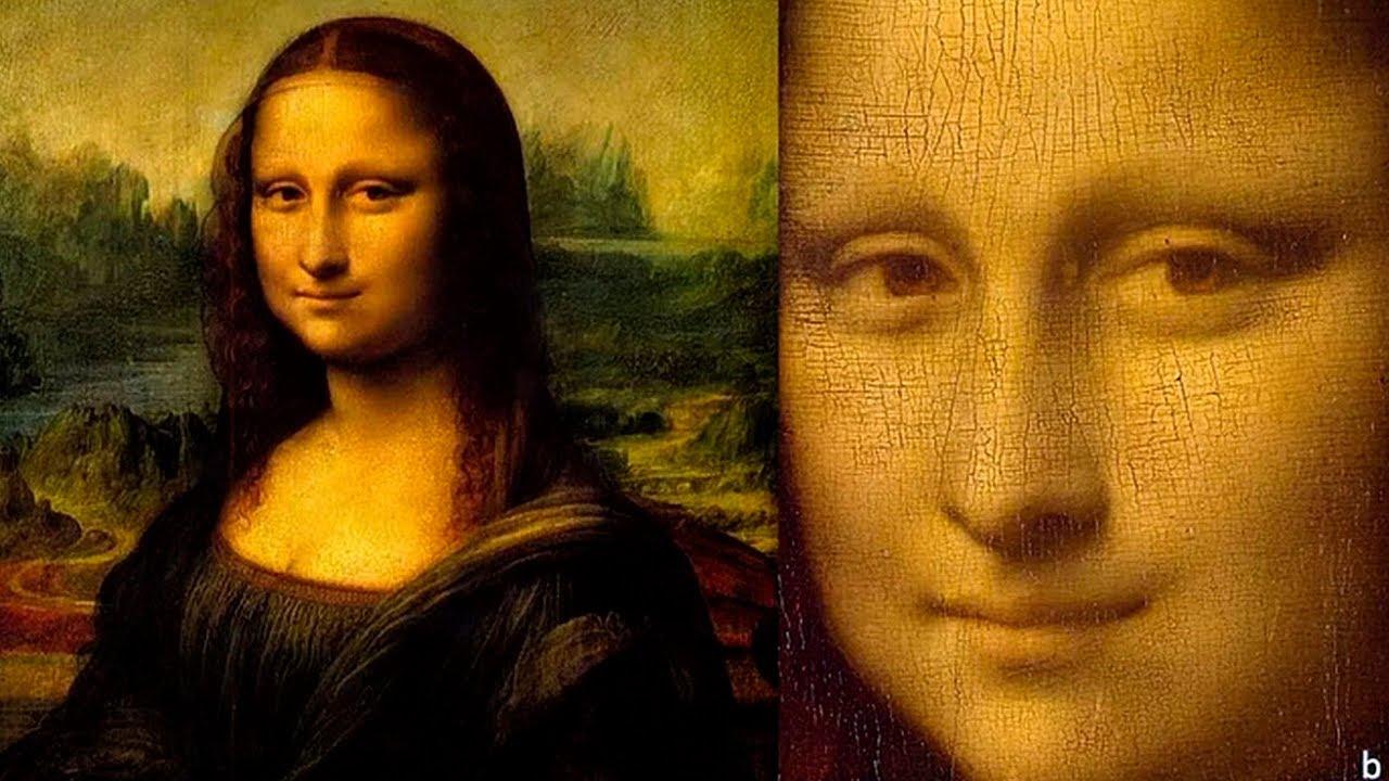 Самую точную копию картины «Мона Лиза» продали за 600 тыс. долларов! - YouTube