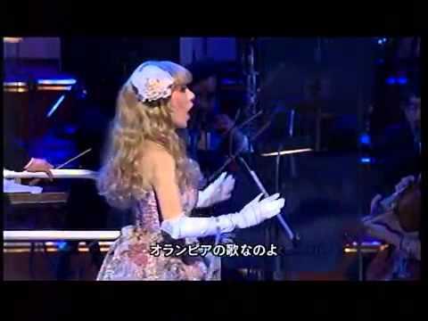 Maki Mori - Doll Song (Olympia's Aria) - Les Contes d'Hoffmann 森 麻季