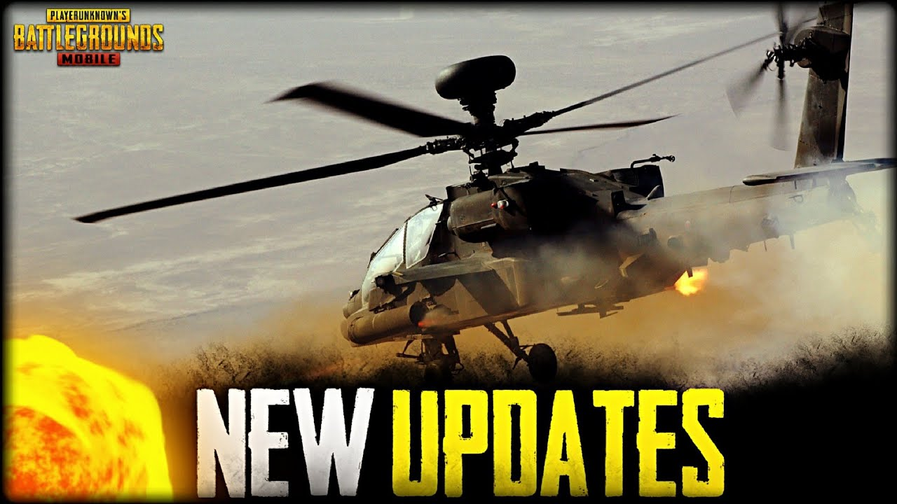 Best Upcoming Updates of 2019 Pubg Mobile | New Scope, New Vehicle & More!