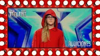 Se monta su Eurovisión e imita el 'Amanecer' de Edurne | Audiciones 5 | Got Talent España 2018