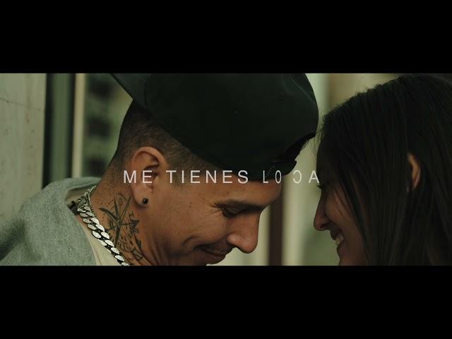 Myla Lone - Me Tienes Loca (Official Music Video)