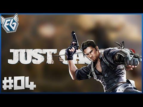 Český GamePlay | Just Cause 3 - Part 4 | Tančící Mario | 1080p