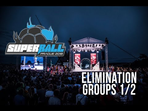 Elimination Groups (Part 1/2) | Super Ball 2018