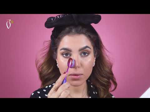 Makeup Tutorial by Nojoud Al Rumaihi | ميكب توتوريال مع نجود الرميحي