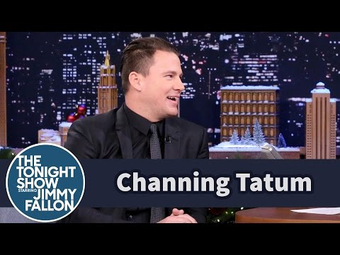 Santa Is Too Old for Channing Tatum's Daughter