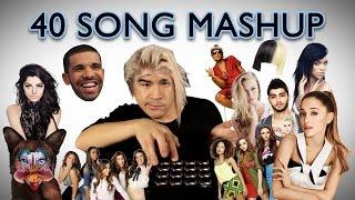 ULTIMATE 2016 MASHUP [40 HIT SONGS]   Leslie Wai