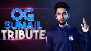 SumaiL out of Team OG - BEST Plays Tribute Dota 2
