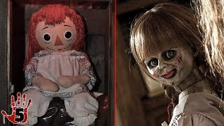 Top 5 Annabelle Doll Caught Moving - Scariest Moments