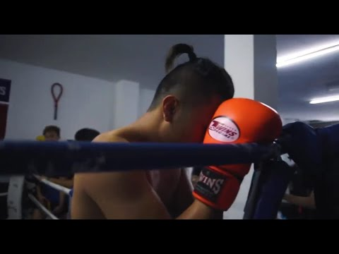 James Lim vs Terence [Muay Thai fight at Nak Muay Challenge at Prime Fight Gym Singapore]