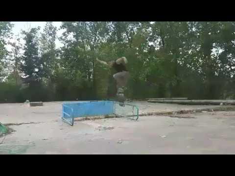Charlotte North Carolina Skateboarding Summertime Struggle