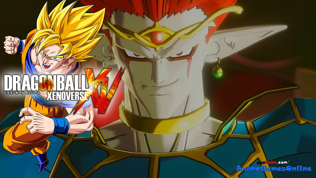 Dragon Ball Xenoverse FINAL BOSS Demon God Demigra Battle with ...