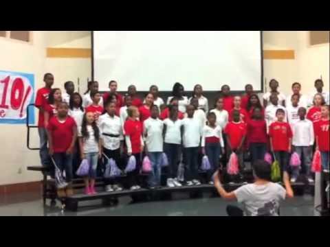 University of Hartford Magnet School Cheer