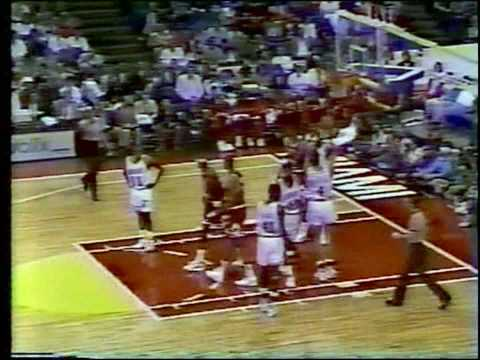 Michael Jordan 1992: 40pts vs. Miami Heat & Glen Rice