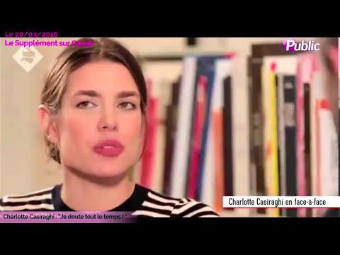 """Exclu Vidéo : Charlotte Casiraghi : """"Je doute tout le temps !"""