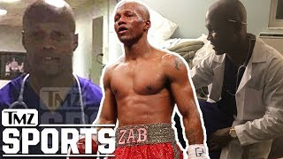 Boxing Champion Now Working As Nurses Assistant, Treating Dementia Patients | TMZ Sports