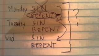 Daily repentance, being a saint, and what the bible teaches