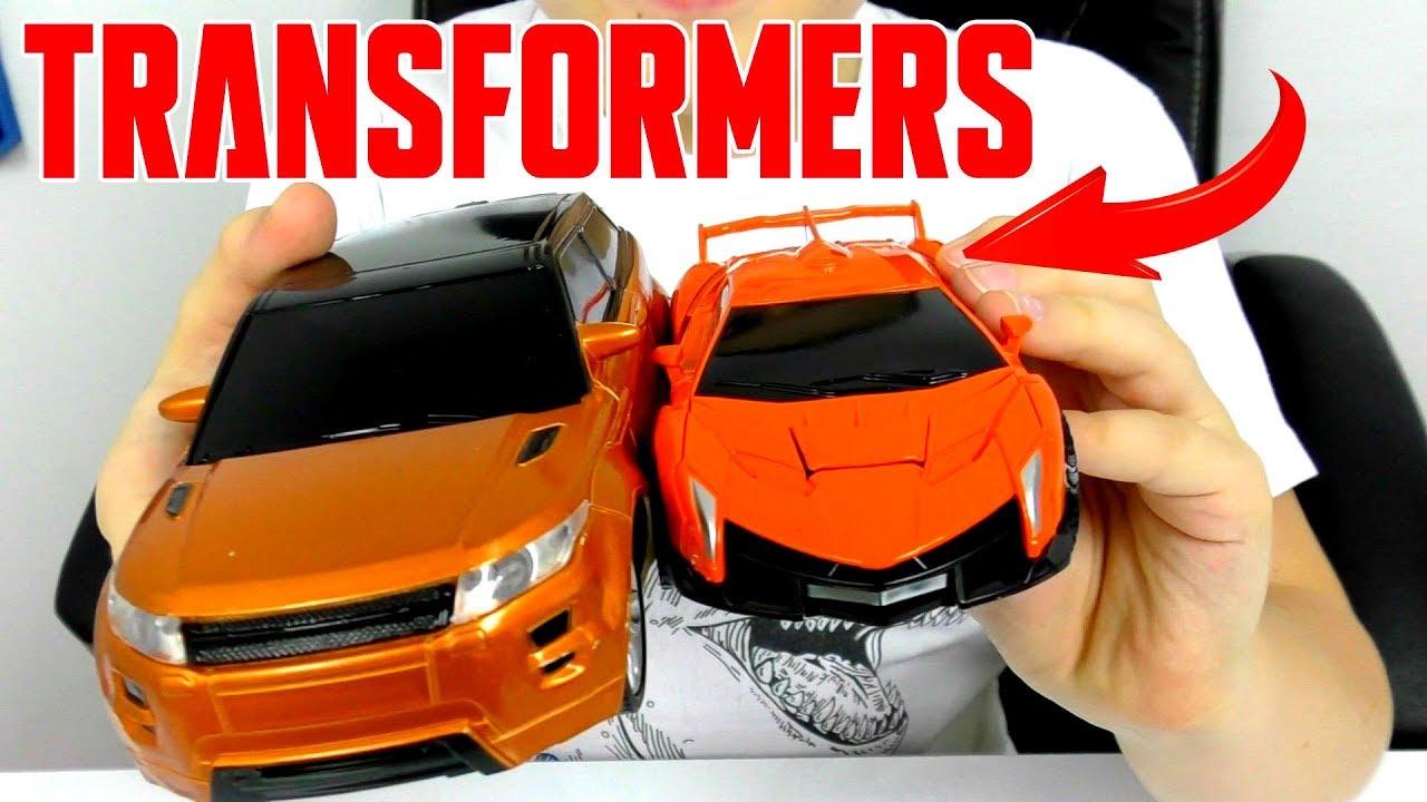 ТРАНСФОРМЕРЫ Автоботы Машинки для мальчиков из Мультика для детей Игрушки Transformers for kids