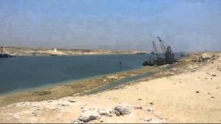 See sadness prevails workers Suez Canal after the martyrdom of the new Attorney General