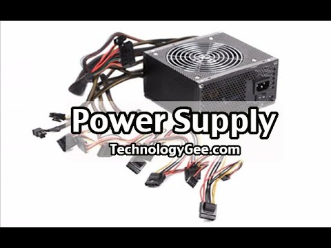 Power Supply Types | CompTIA A+ 220-1001 | 3.7