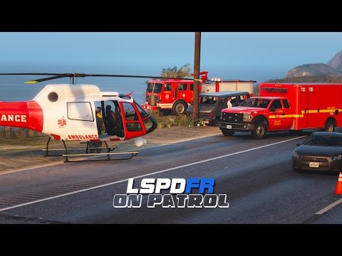 LSPDFR - Day 447 - Helicopter Evac