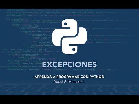 aprenda-a-programar-con-python---errores-y-excepciones