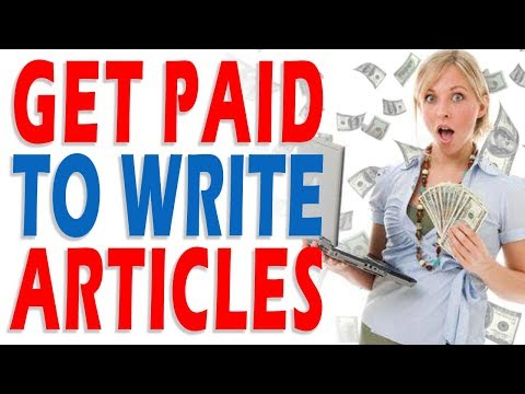 Get Paid to Write Blogs (20 Paid Blogging Sites)