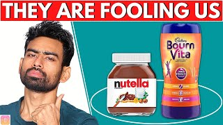 5 Food Products Wrongly Marketed as Healthy