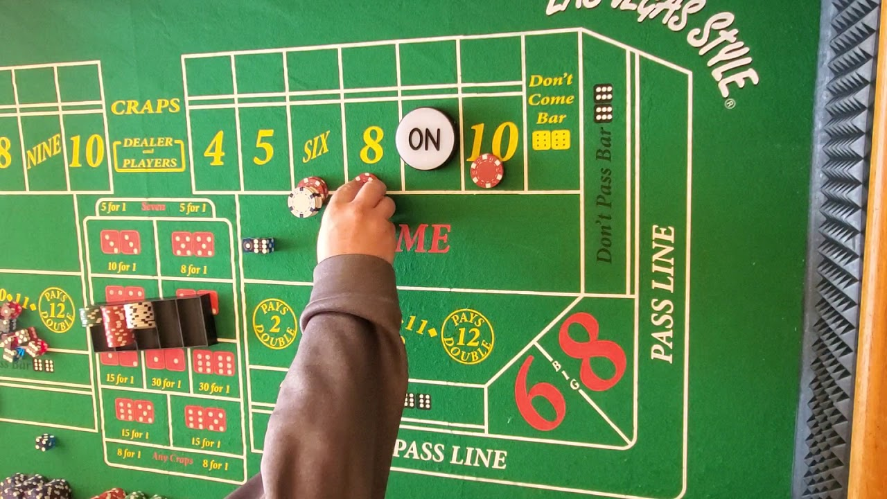 Craps Come Bet Strategy