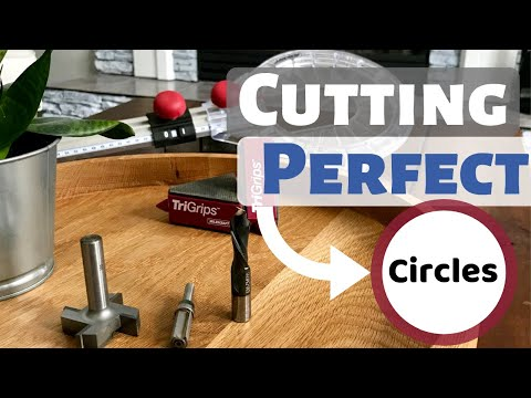 How to Cut a Perfect Circle in Wood Every Time